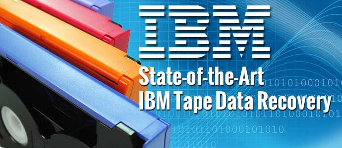 IBM Tape Data Recovery