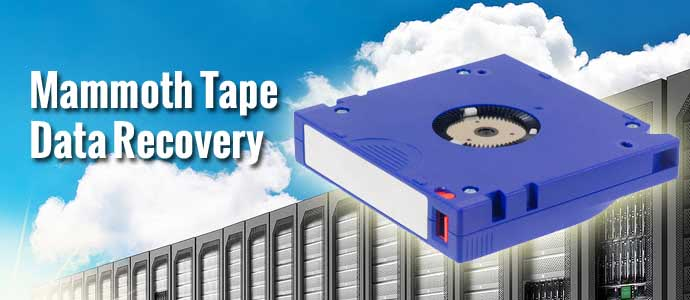 Mammoth Tape Data Recovery