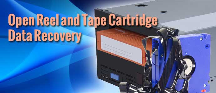 Open Reel and Tape Cartridge Data Recovery