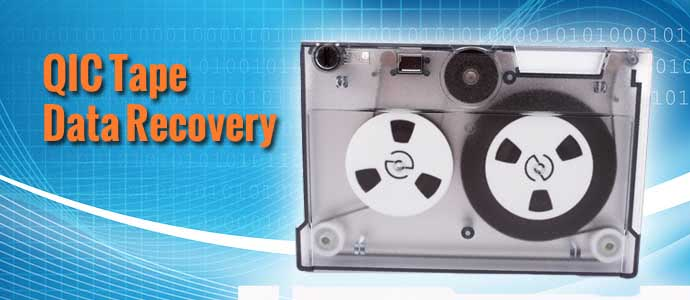 QIC Tape Data Recovery