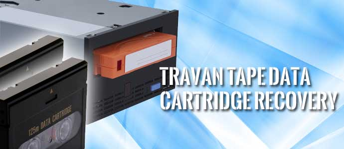Travan Tape Data Recovery