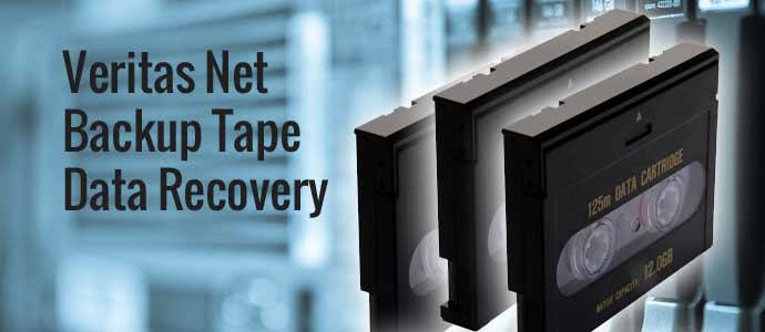 Veritas NetBackup Tape Data Recovery