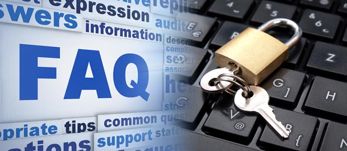 Encrypted Data Recovery FAQ