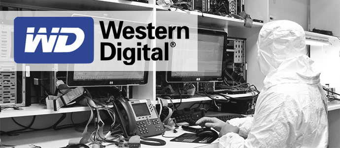 Western Digital Data Recovery
