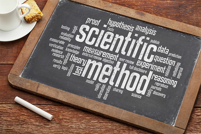 The Scientific Method: Data and Science for Kids